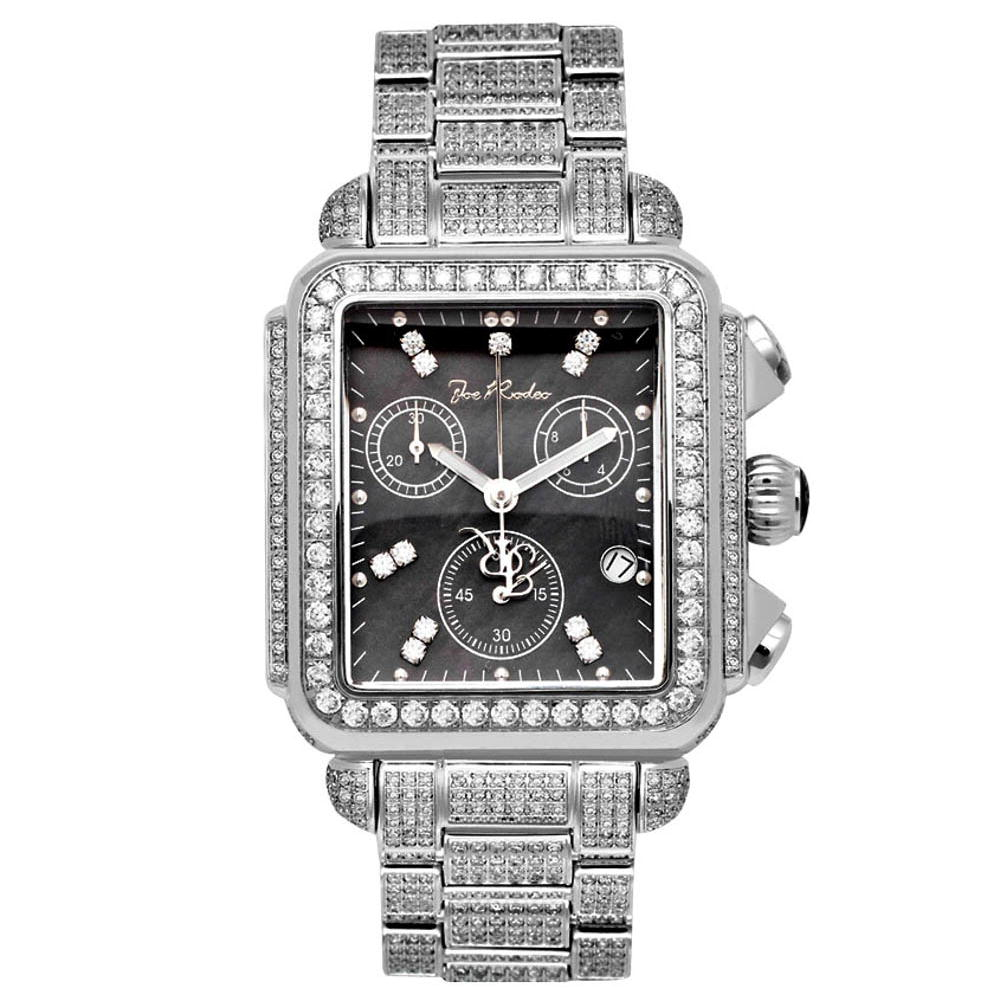 Joe Rodeo Watches Madison Diamond Watch 10.25ct Main Image