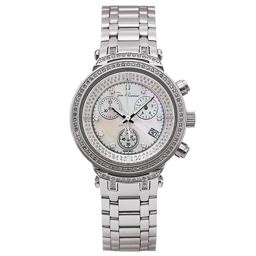 Joe Rodeo Watches: Master Ladies Diamond Watch 0.90ct Main Image