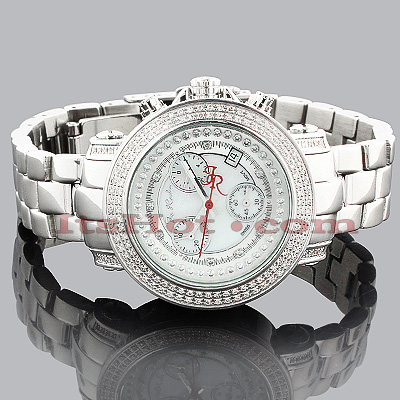 Joe Rodeo Womens Diamond Watch 1.25ct Rio White MOP Main Image