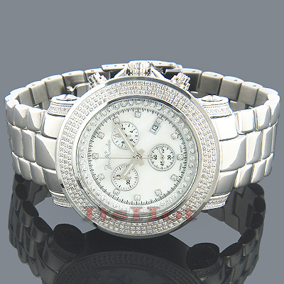 JoJo Joe Rodeo Diamond Watch 2.50ct Junior White MOP Main Image