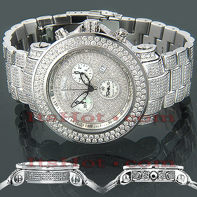 JoJo Joe Rodeo Junior Diamond Watch 19.75ct White Main Image