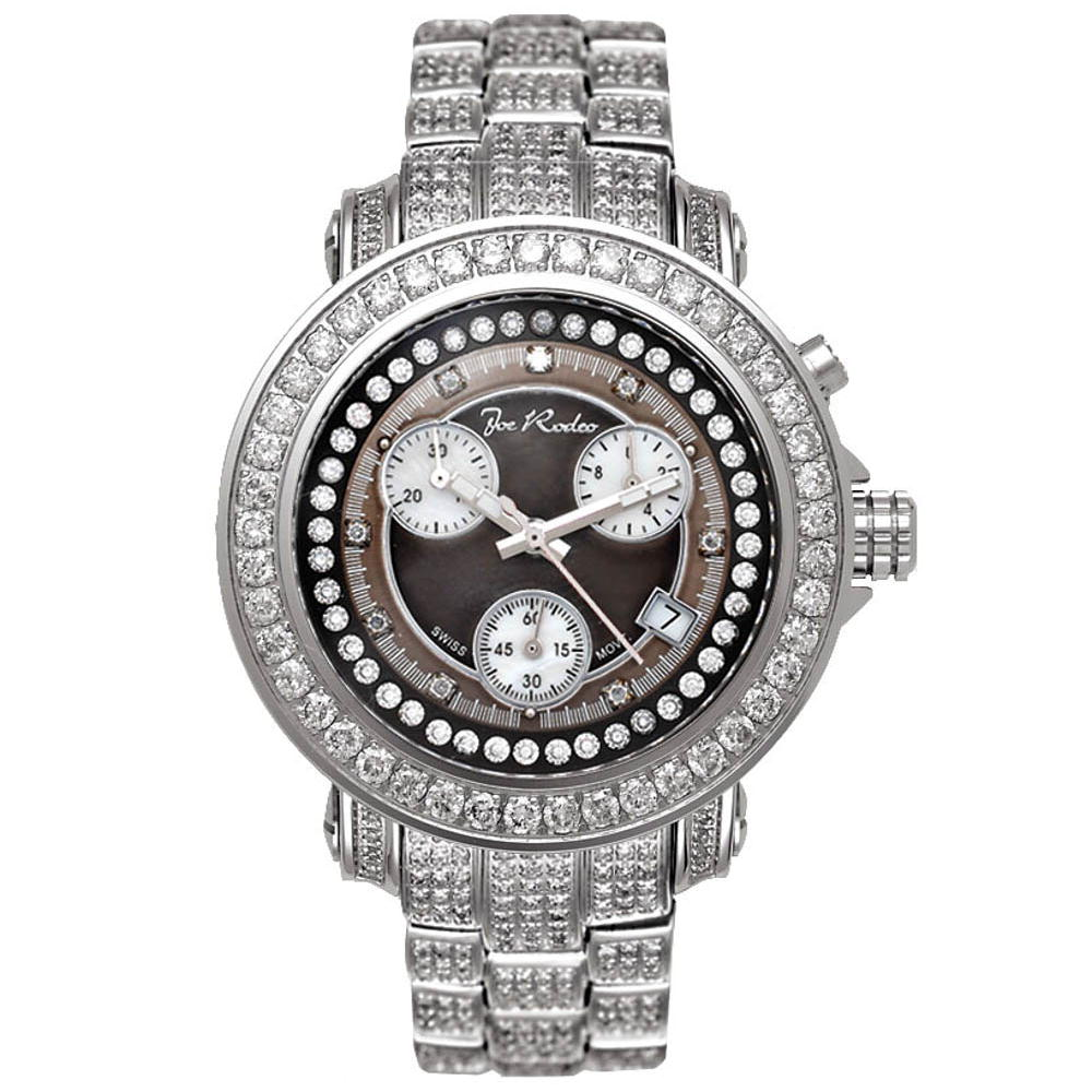 JoJo Joe Rodeo Ladies Diamond Watch 9.50 ct Rio Main Image