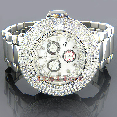JoJo Joe Rodeo Razor Mens Diamond Watch 10.40 ct. Main Image