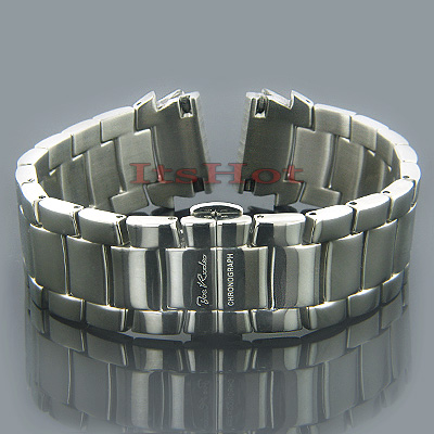 JoJo Joe Rodeo Watch Bands Stainless Steel Watch Band Main Image