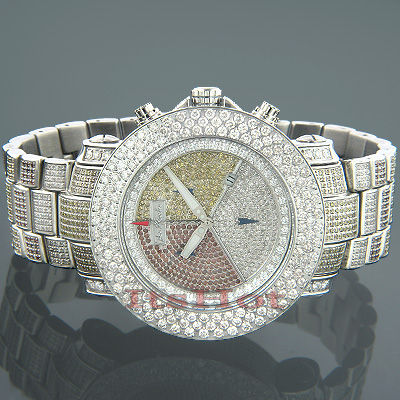 JoJo Watch Joe Rodeo Junior Diamond Watch 22.00ct Main Image