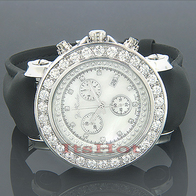 JoJo Watch Joe Rodeo Junior Diamond Watch 7.00ct Main Image