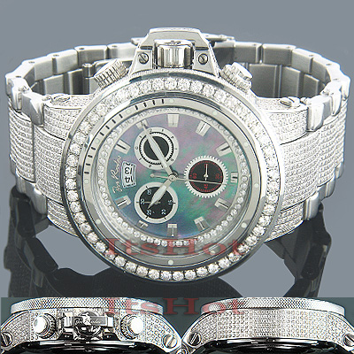 JoJo Watches Joe Rodeo Razor Mens Diamond Watch 22ct Main Image