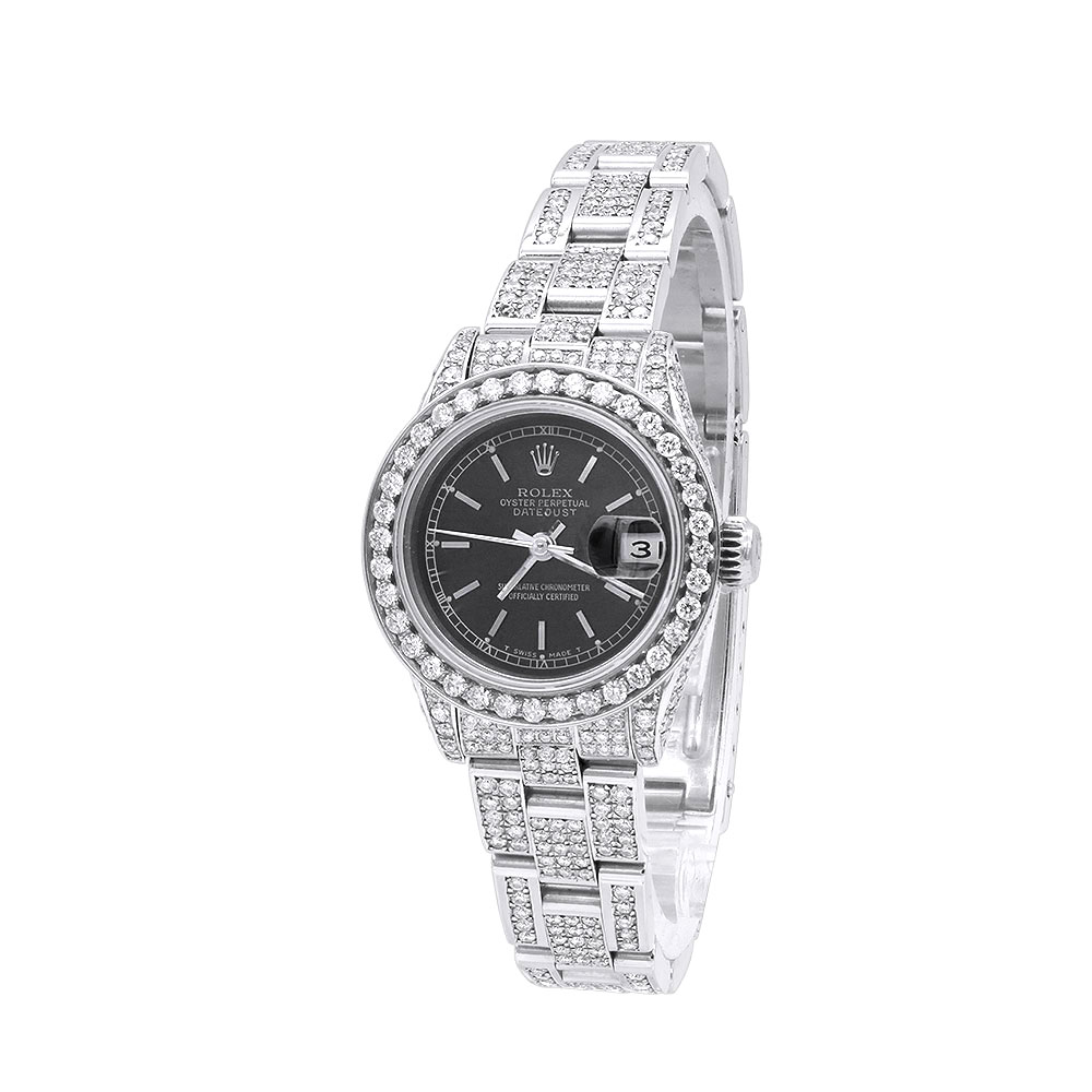 Diamond Ladies Rolex Watches