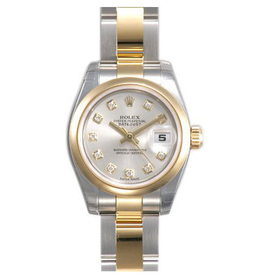 Ladies ROLEX Oyster Watch Perpetual Datejust Main Image