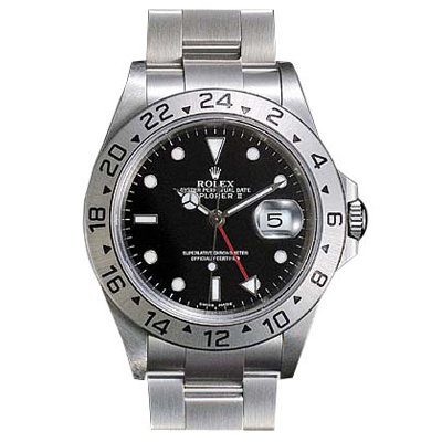 Mens ROLEX Explorer II Watch Main Image