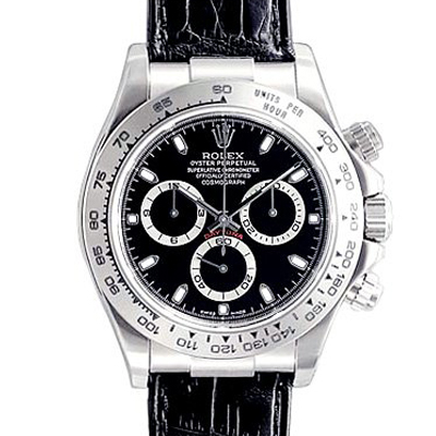 Mens ROLEX Oyster Perpetual Cosmograph Daytona Watch
