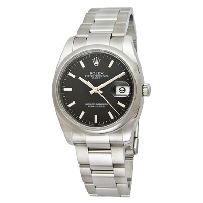 Mens ROLEX Oyster Watch Perpetual Date