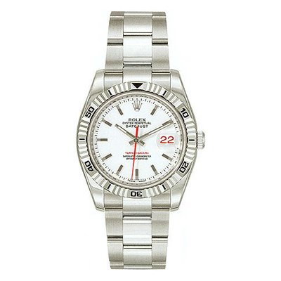 Mens ROLEX Oyster Watch Perpetual Datejust Main Image