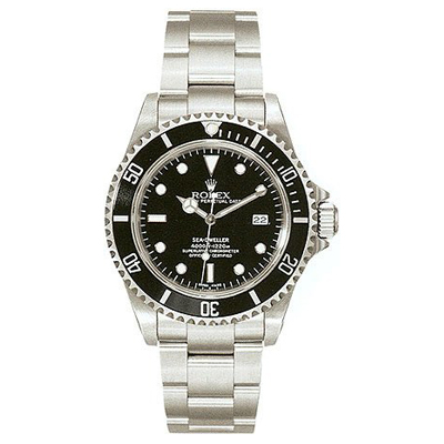 Mens ROLEX Oyster Watch Perpetual Sea Dweller 4000 Main Image