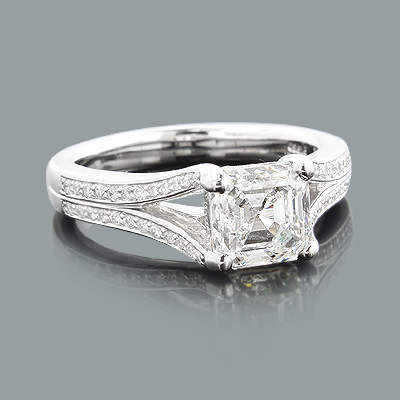 for all those wedding engagement rings right are vintage choice asscher brides the cut loving