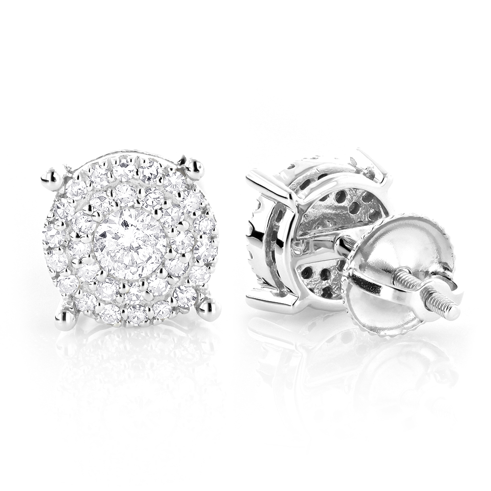 Round Diamond Stud Earrings 0.6ct 14K Gold round-diamond-stud-earrings-06ct-14k-gold_1