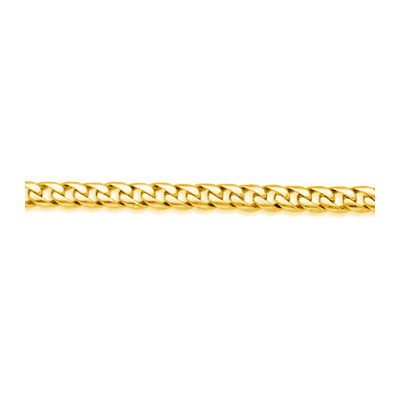 Solid 14K Yellow Gold Miami Cuban Link Curb Chain 9mm 18-44in