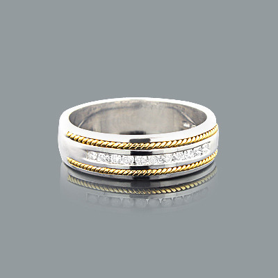 Sterling Silver Ladies Diamond Wedding Band 0.40ct sterling-silver-ladies-diamond-wedding-band-040ct_1