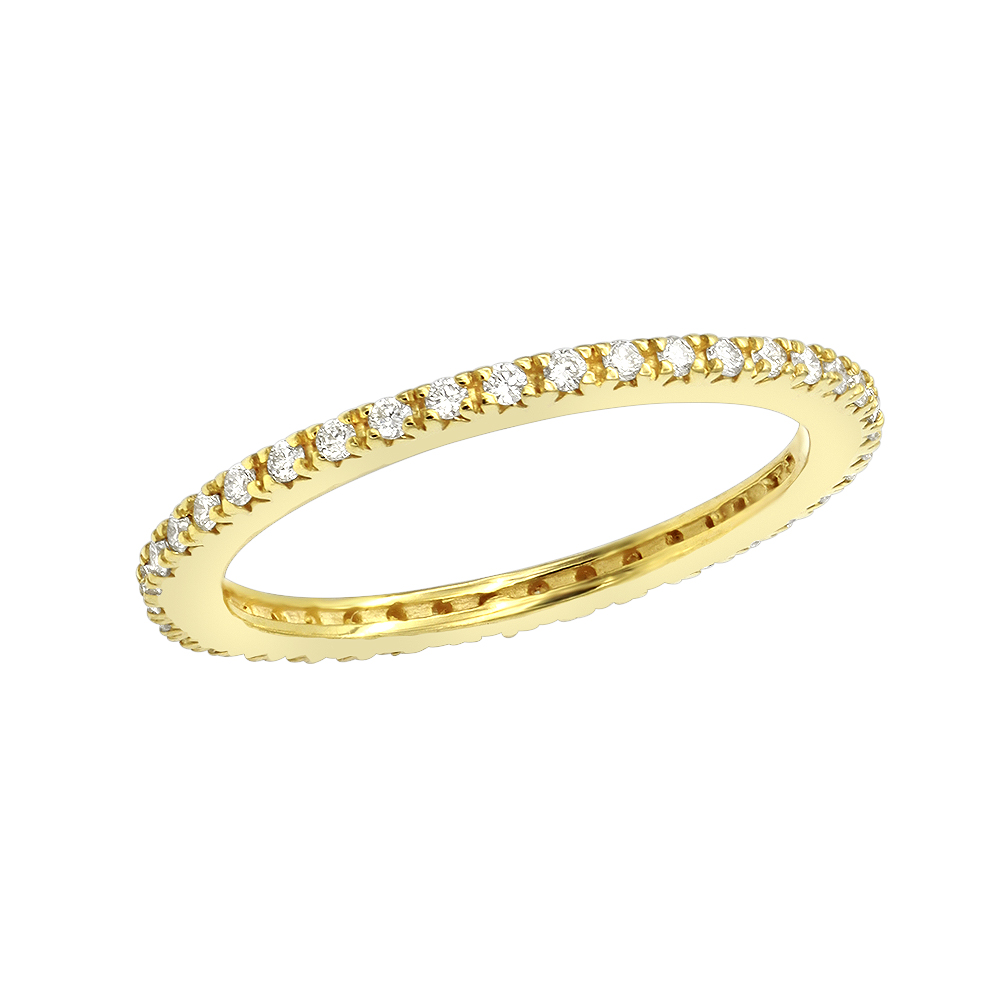 rose diamond raphael image band gold collection from ladies bands