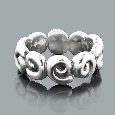 Unique Silver Rings: Handcrafted Designer Jewelry Piece