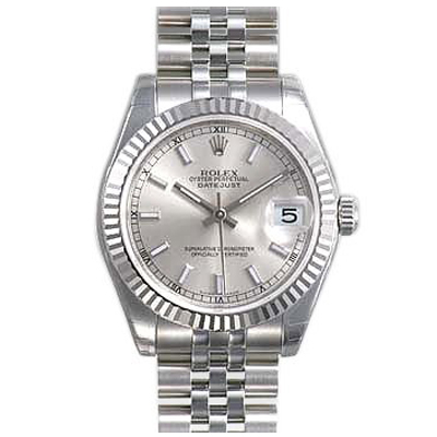 Unisex ROLEX Oyster Watch Perpetual Datejust