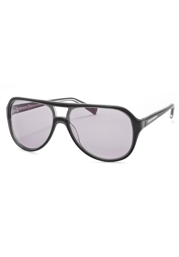 Women's Designer Sunglasses: 7 For All Mankind Sunglasses WILSHIRE-EBONY-59