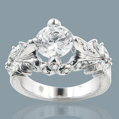 ItsHotcoms Diamond Engagement Rings Celestial Creations for