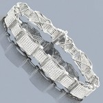 Buy the Most Exquisite Collection of Diamond Bracelets at ItsHot.com