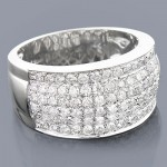 Make Your Choice from the Array of Diamond Wedding Bands at ItsHot.com
