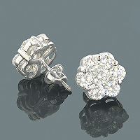 Win Her Heart with a Beautifully-Crafted Pair of Diamond Earrings from ItsHot.com