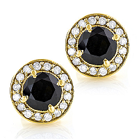 Give Your Gift a Little Mystery by getting Black Diamond Jewelry from ItsHot.com