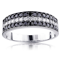 Give Yourself a Touch of Elegance with Black Diamond Jewelry from ItsHot.com