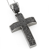 Let the Divine Ray Shine through Diamond Crosses Available at ItsHot.com
