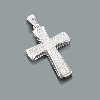 Make Your Spouse Feel Special by Giving Her Diamond Crosses Offered By ItsHot.Com