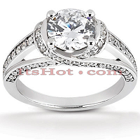 Diamond Engagement Rings for the love of your life from ItsHot.com