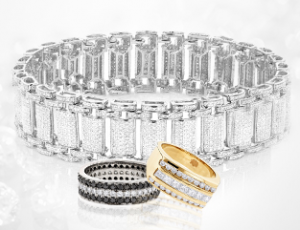 Diamond Jewelry from ItsHot.com- Timeless Pieces to Last a Lifetime