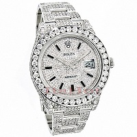 Redefine luxury with diamond watches from ItsHot.com