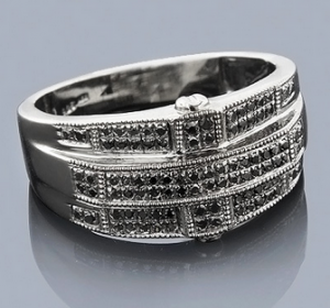 Black Diamond Jewelry from ItsHot.com: An epitome of style and elegance