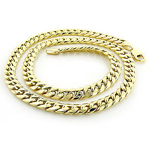 Men's Gold Chains from ItsHot.com: A Classic Men's Jewelry to Enjoy Unlimited Attention