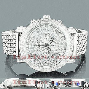 Add a Touch of Glamour to your Style with Iced Out Watches from ItsHot.com