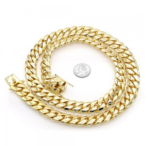 Cuban Chain Necklace For Men