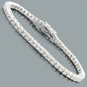 The Diamond Tennis Bracelet – A Longstanding Love Affair