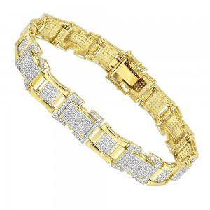 Gold Bracelets for Men – Tips on Wearing Them