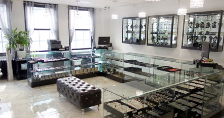 NYC Jewelry Showroom